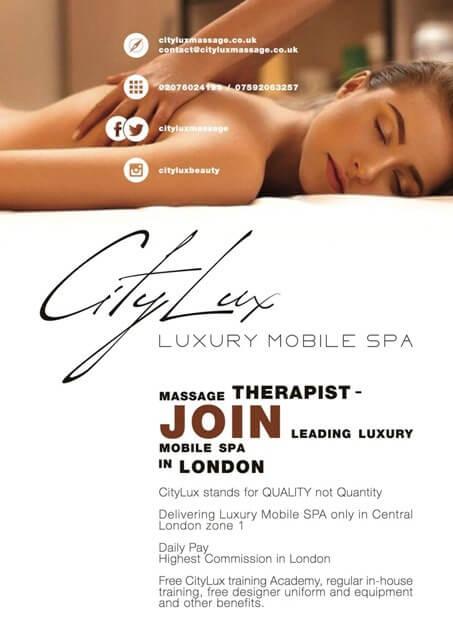 salon jobs hiring massage therapist